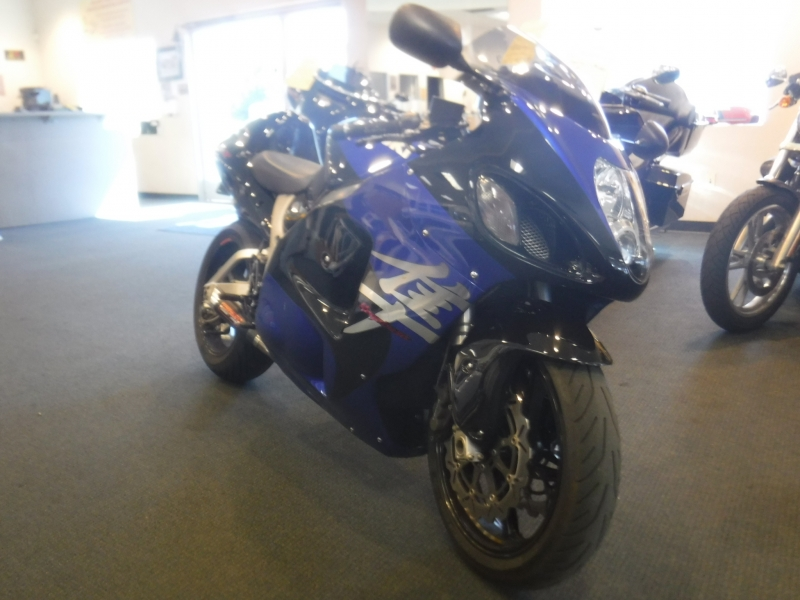 Suzuki Gsxr 1300 2002 price $7,850