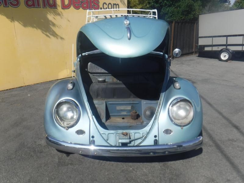 Volkswagen Beetle 1958 price $9,995