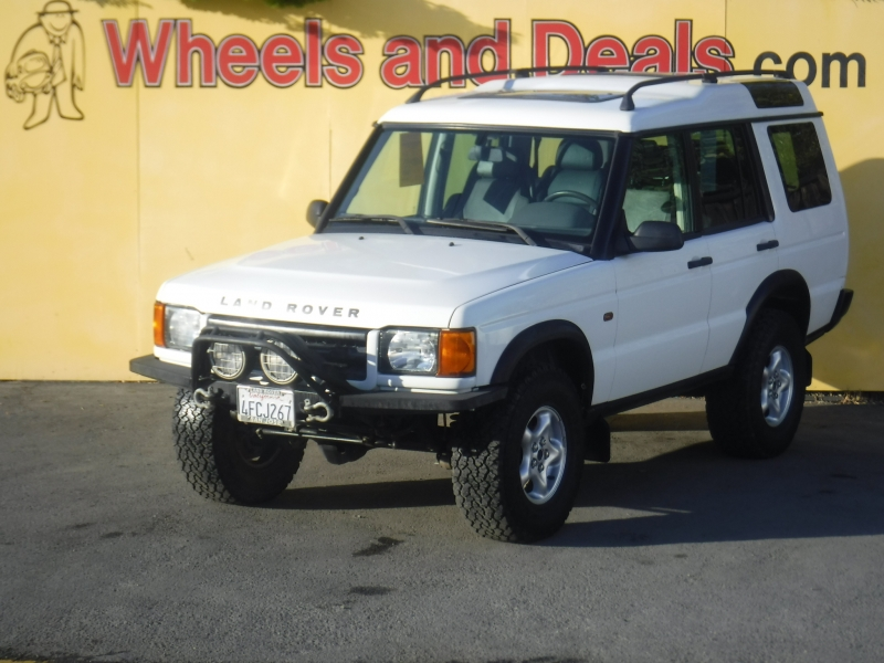 Land Rover Discovery 1999 price $9,800