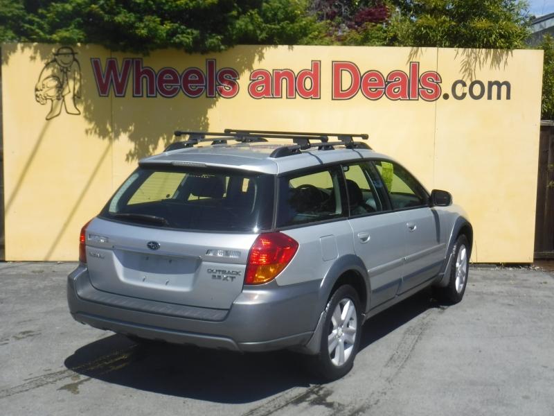 Subaru Outback 2.5Xt 2005 price $5,800