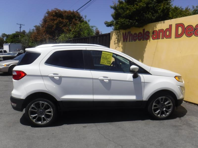Ford Ecosport 2018 price $14,995