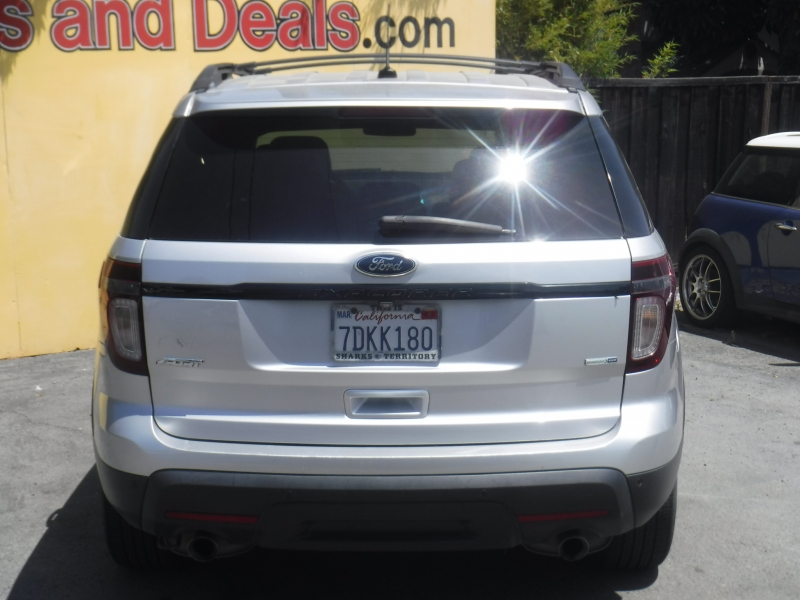 Ford Explorer 2014 price $17,999