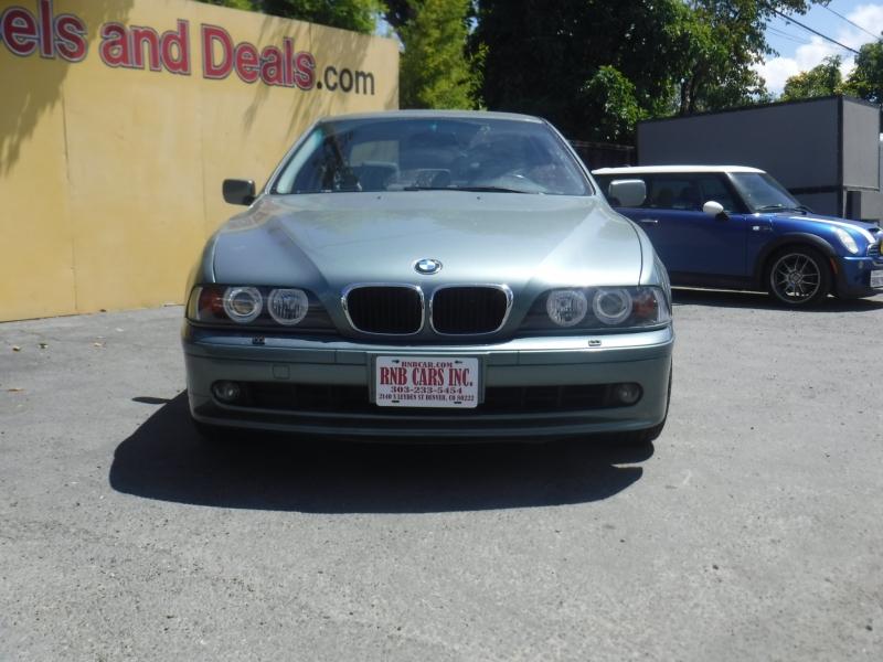 BMW 525i 2002 price $5,450