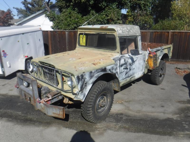 Jeep M715 1968 price $5,999