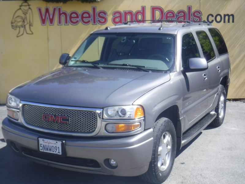 GMC Yukon 2005 price $7,500