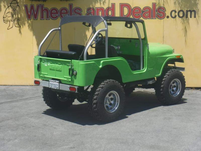 Jeep CJ5 1975 price $19,999