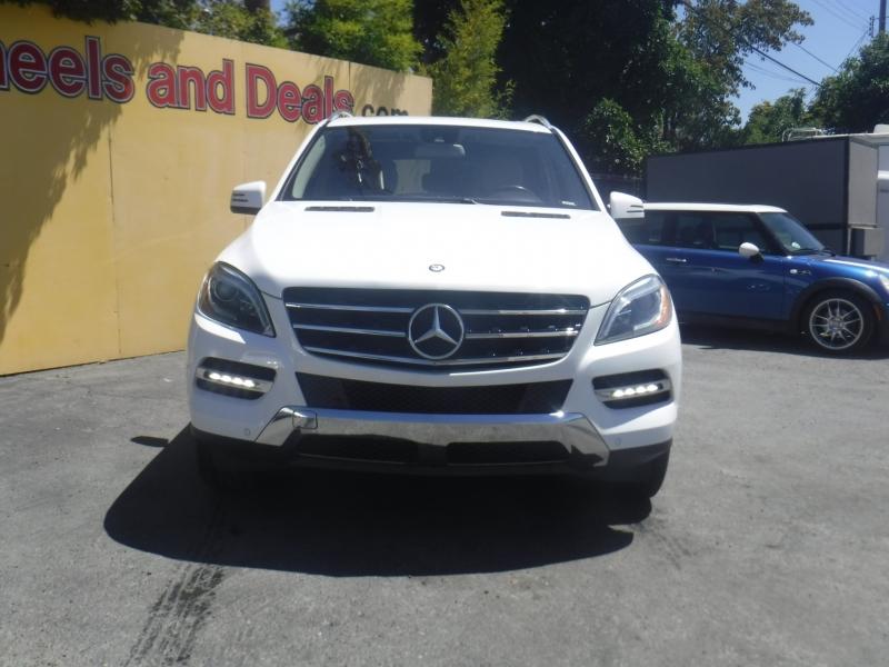 Mercedes-Benz Ml350 2014 price $16,900