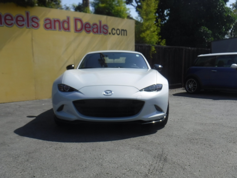 Mazda Miata 2018 price Call for Pricing.