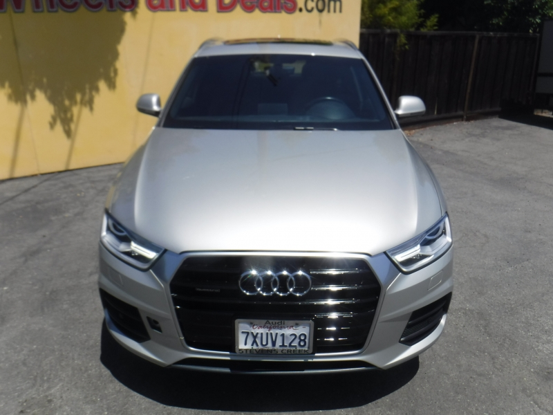 Audi Q3 2017 price $22,999