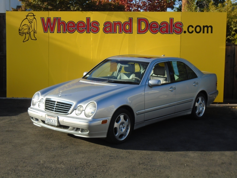 Mercedes-Benz E430 2000 price Call for Pricing.