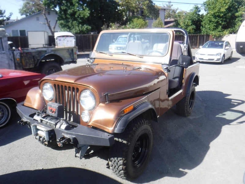 Jeep Cj7 1981 price $12,999