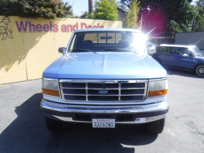 Ford F-250 1996 price $18,450