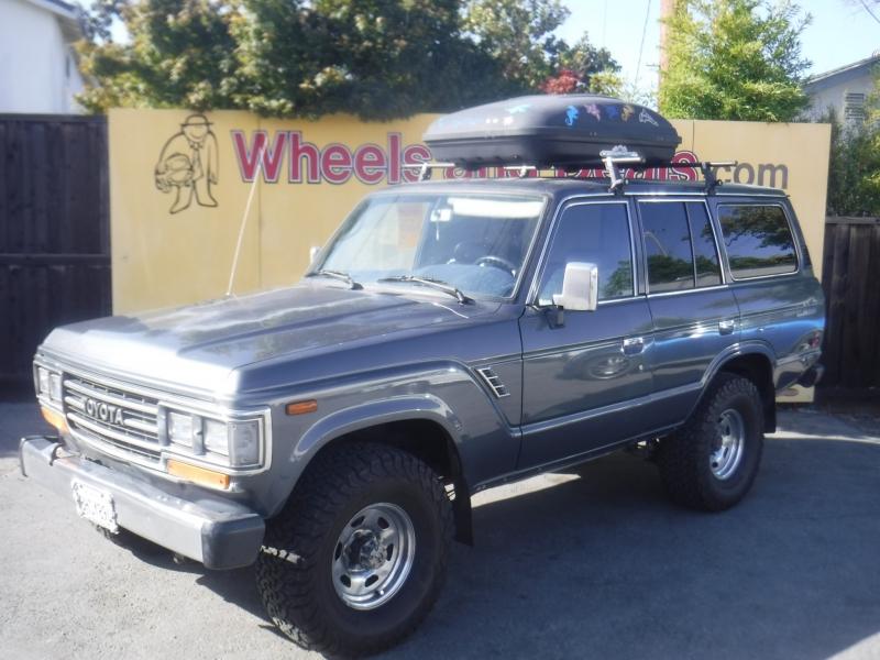 Toyota Landcruiser 1988 price $12,500