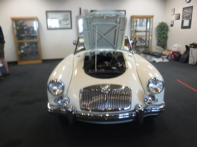 MGA Roadster 1957 price $29,999