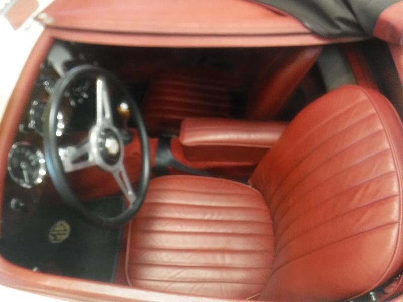 MGA Roadster 1957 price $34,500