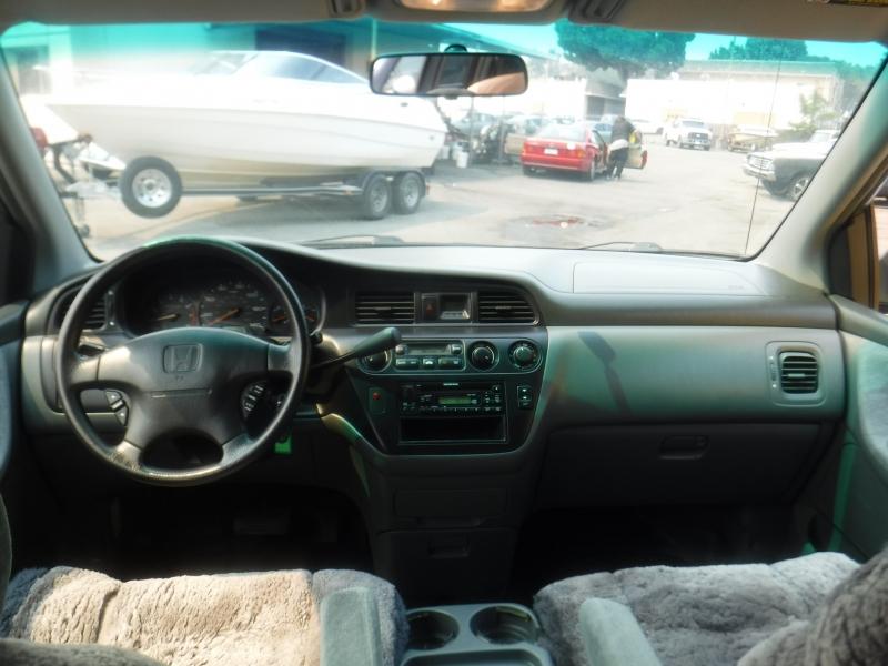 Honda Odyssey 2000 price $7,650