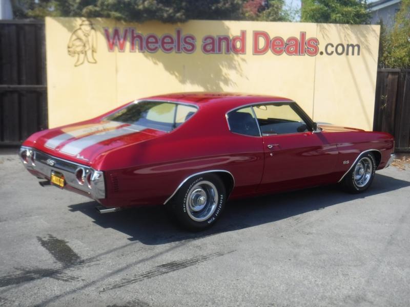Chevrolet Malibu 1972 price $39,999