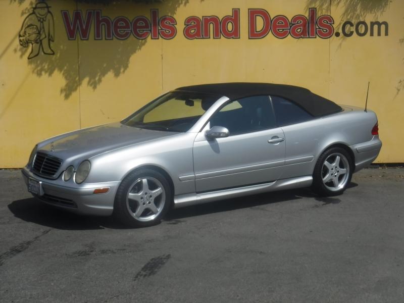 Mercedes-Benz Clk430 2003 price $4,700
