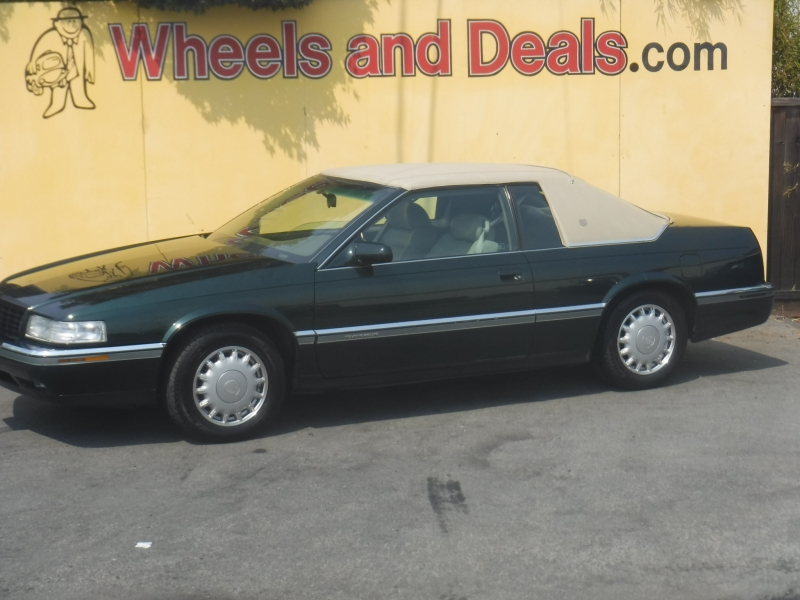 Cadillac Eldorado 1993 price $2,995