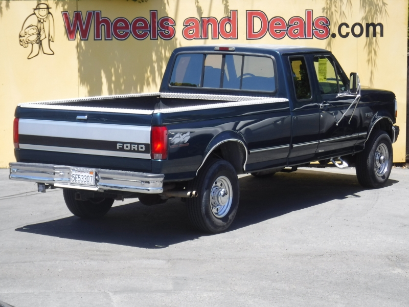 Ford F250 1996 price $11,450