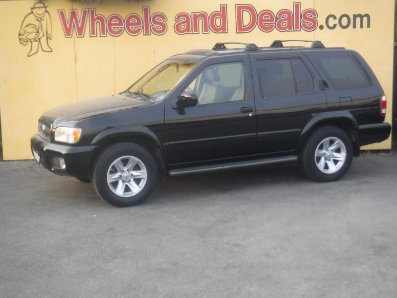 Nissan Pathfinder 2003 price $5,999