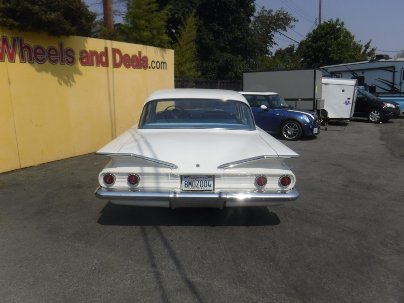 Chevrolet Biscayne 1960 price $9,999