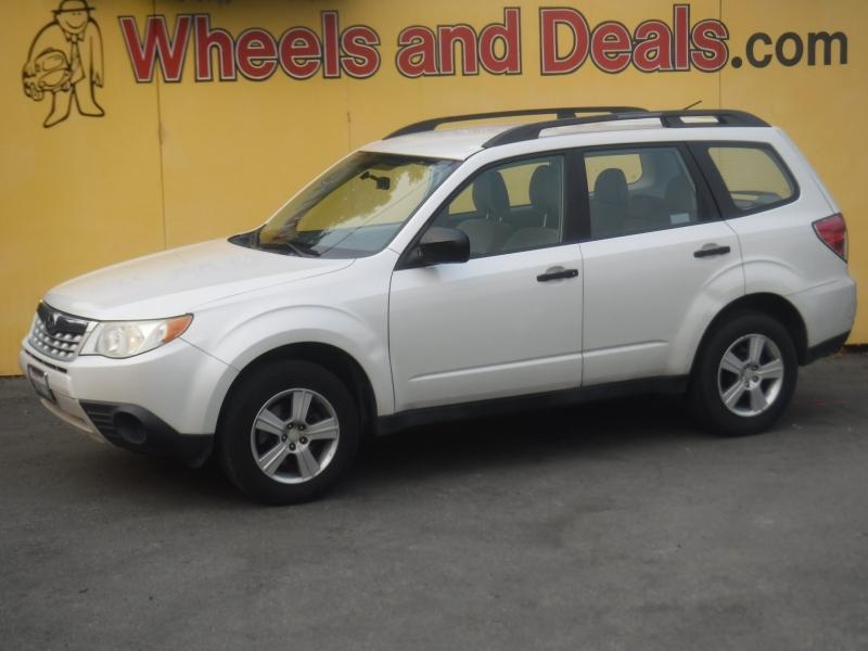 Subaru Forester 2012 price $8,499