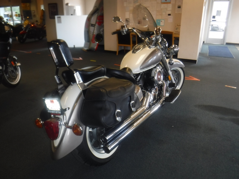 Yamaha V-Star 2003 price $2,850