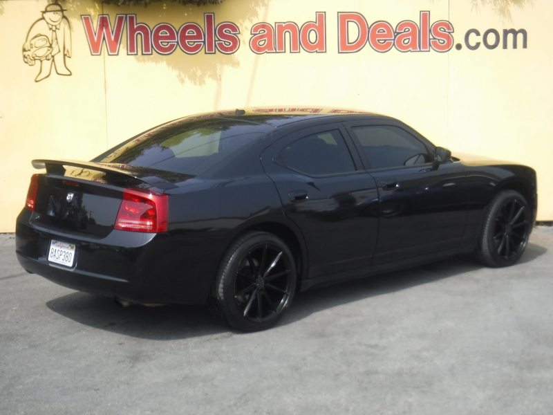 Dodge Charger 2008 price $7,000
