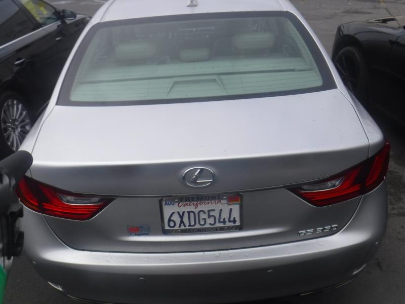 Lexus GS350 2013 price $24,900