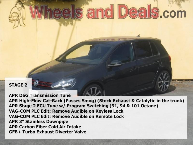 Volkswagen Gti 2012 price $11,500