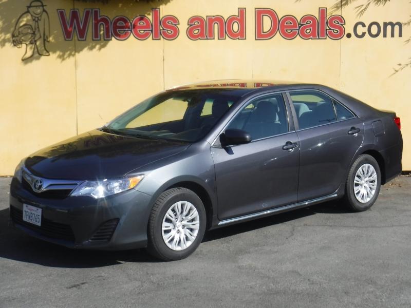 Toyota Camry 2014 price $13,600