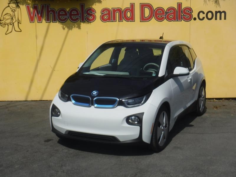 BMW i3 2014 price $12,450