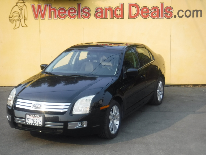 Ford Fusion 2006 price $3,998