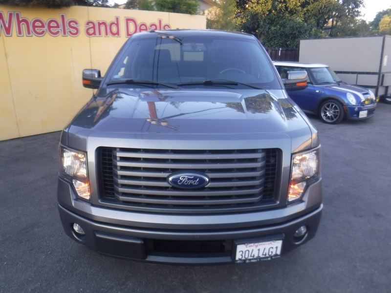 Ford F150 2012 price $20,450