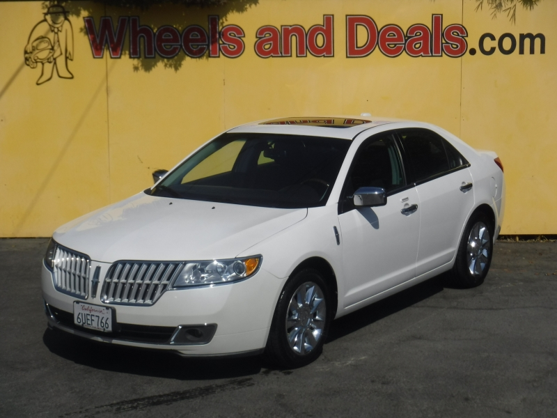 Lincoln MKX 2011 price $10,750