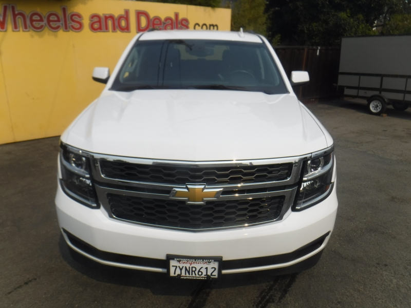 Chevrolet Tahoe 2016 price $38,999