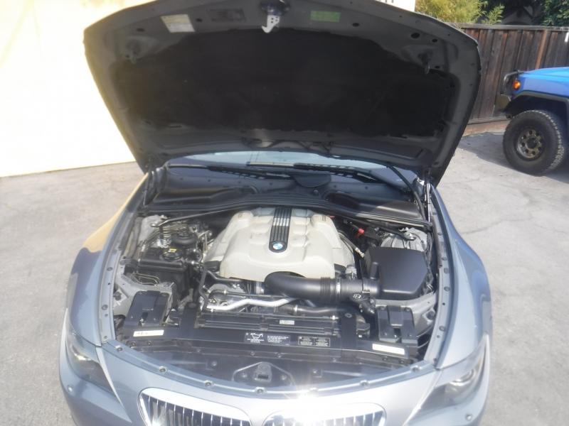 BMW 645ci 2004 price $8,300