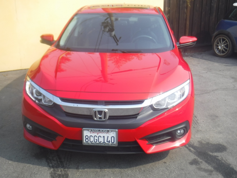 Honda Civic 2017 price $13,950