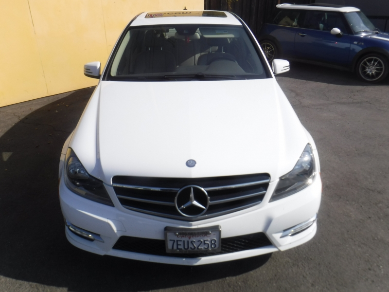 Mercedes-Benz C250 2014 price $16,900