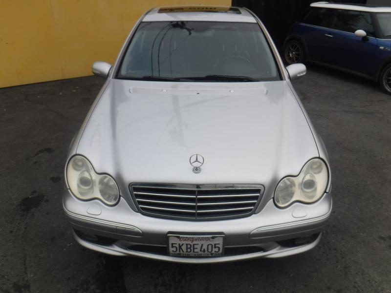 Mercedes-Benz C320 2005 price $3,500