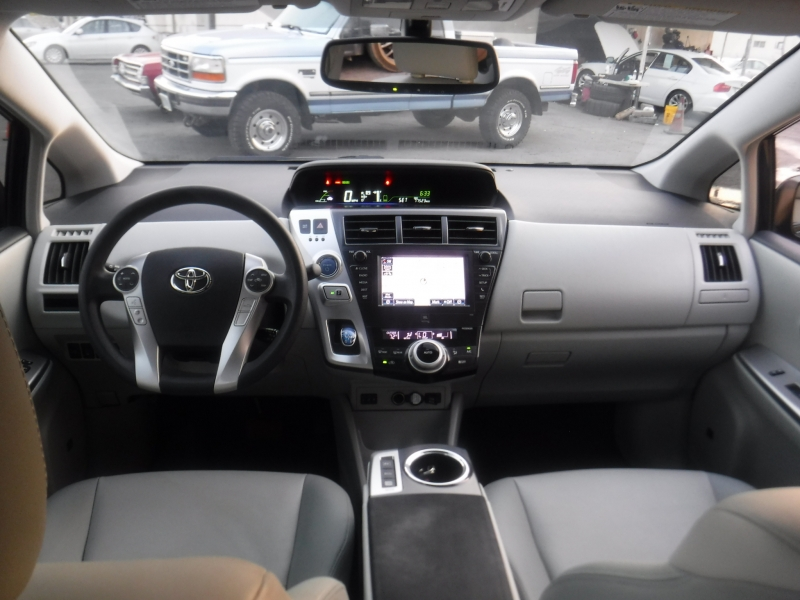 Toyota Prius V 2012 price $13,995