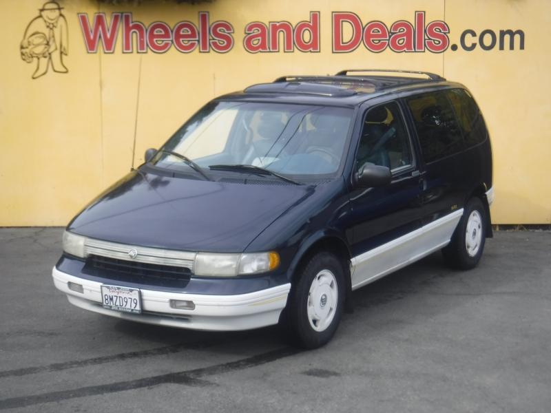 Mercury Villager 1994 price $3,450