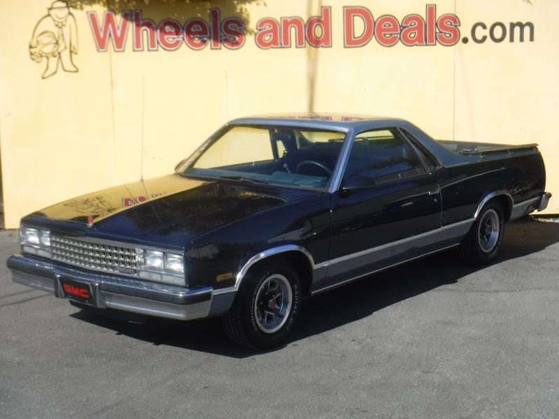 GMC Caballero 1986 price $12,950