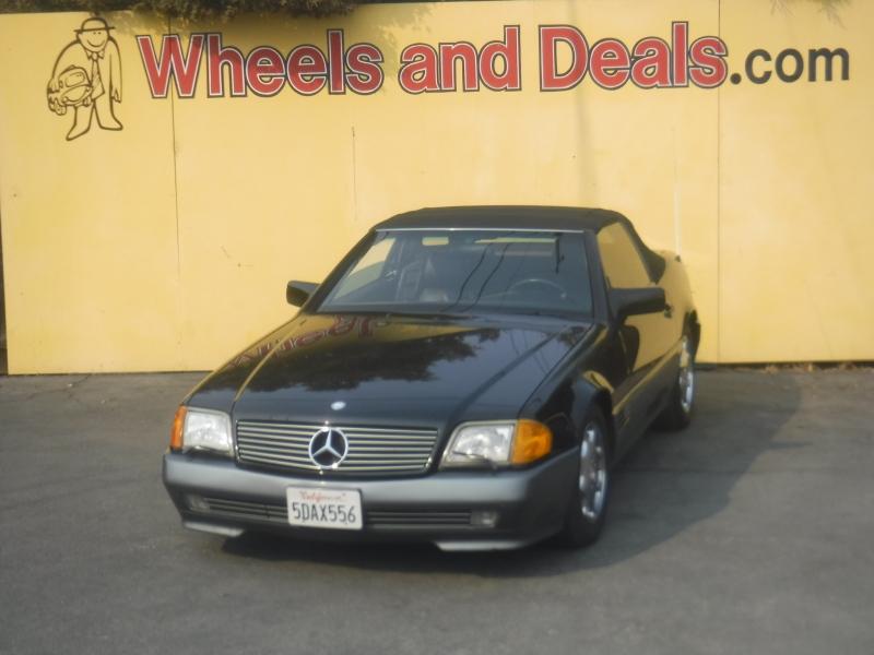 Mercedes-Benz 300 SL 1992 price $16,995