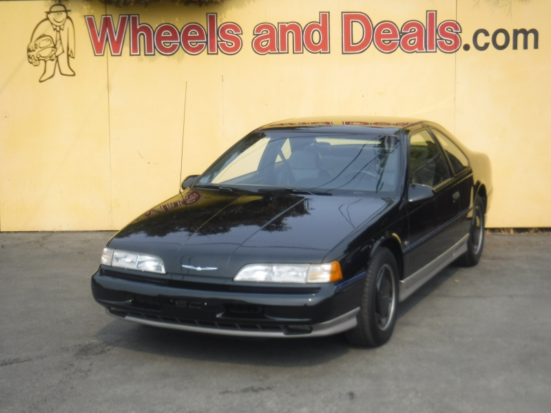 Ford Thunderbird 1990 price $12,500