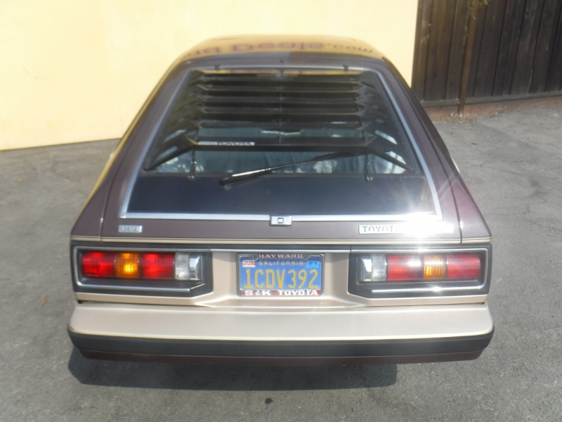 Toyota Celica 1981 price $4,500