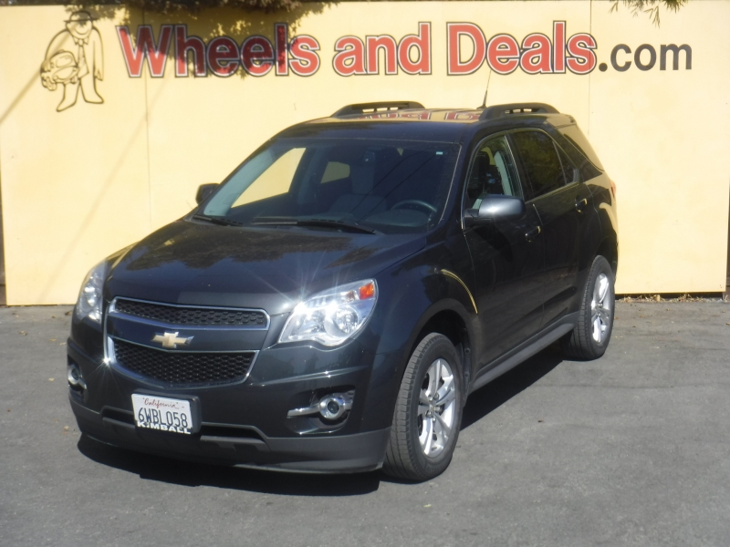 Chevrolet Equinox 2012 price $10,650