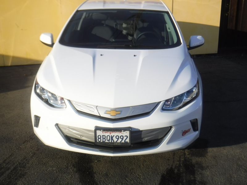 Chevrolet Volt 2018 price $21,999