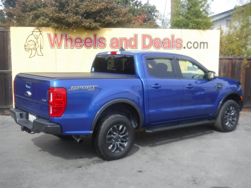Ford Ranger 2019 price $34,995